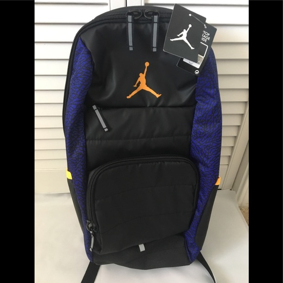 Nike Air Jordan Backpack with Laptop Holder 6cec22cabac23